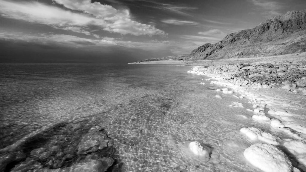 DEAD SEA BW